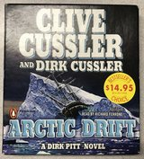 Audio Book Artic Drift by Clive Cussler in Savannah, Georgia