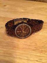 Bling coppery watch in DeRidder, Louisiana