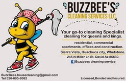 Move out Cleaning, Window cleaning,General Surface cleaning. in Fort Huachuca, Arizona