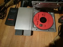 PS2 game and con in Lakenheath, UK