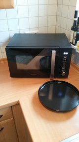ProfiCook Stainless Steel Microwave with Grill and Convection Oven in Ramstein, Germany