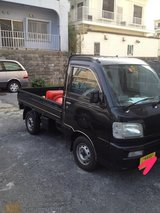 2001 Daihatsu Hijet (2017 road tax paid) in Okinawa, Japan