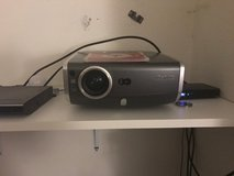 Canon SX60 projector in Yucca Valley, California