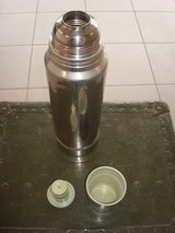 Vintage Stanley Stainless Steel Thermos in Bamberg, Germany