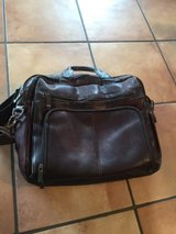 Leather Kenneth Cole Reaction Computer Bag in Ramstein, Germany
