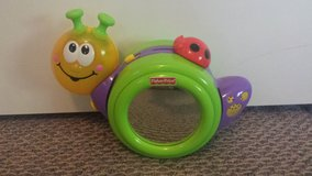 Fisher-Price Go Baby Go! 1-2-3 Crawl-Along Snail in Glendale Heights, Illinois