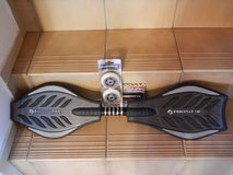 RipStik DLX Caster Board with Spare Wheel Set in Ramstein, Germany