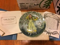 Reduced: Little Bo Peep Plate in Aurora, Illinois