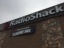 HUGE RADIOSHACK CLEARANCE SALE in Fort Carson, Colorado