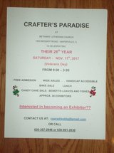 CRAFTER'S PARADISE in Lockport, Illinois