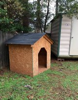 Extra large dog house in Fort Benning, Georgia
