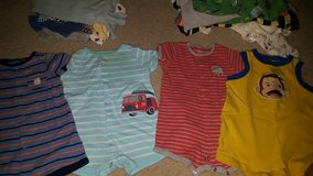 Boys rompers 9 months/12months in Hemet, California