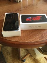 ATT IPHONE S6 PLUS LIKE NEW IN OPEN BOX 16 GB SILVER NOT UNLOCKED!!!** in Todd County, Kentucky