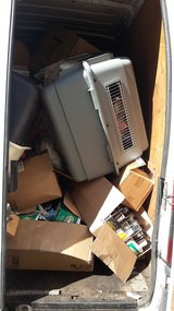 TRASH &JUNK REMOVAL /PCS/PICK UP & DELIVERY /LOCAL MOVING 015214776018 in Ramstein, Germany