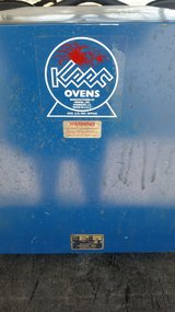Henkel Keen Welding Rod Oven/with rods in Fort Leonard Wood, Missouri