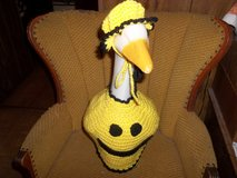 Smiley Face goose geese clothes outfit Crochet in Belleville, Illinois
