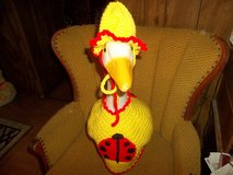 Ladybug Geese Goose Clothes Dress Crochet in Belleville, Illinois