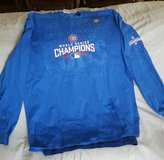 CUBS 2016 WORLD SERIES SHIRTS (4 avail) in Lockport, Illinois
