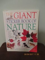 The Giant Sticker Book of Nature in Naperville, Illinois