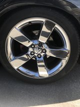 "Dodge Charger 20"" Chrome Clad Rims in Lake Elsinore, California"