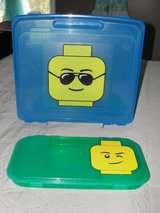 LEGO CARRYING BOX AND SMALL LEGO CARRY BOX in Camp Lejeune, North Carolina