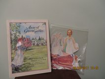 Anne of Green Gables A Press-Out & Dress-up Activity Book in Plainfield, Illinois