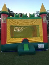 Bouncy House / Face painting / water slide in Camp Lejeune, North Carolina