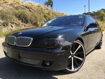 BMW 750LI Custom in Fort Irwin, California