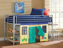 Loft bed for kids - Brand new unopened pack in San Diego, California