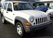 2005 Jeep Liberty Sport Utility 4D in Fort Lewis, Washington