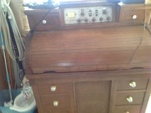 New Englander by Guild AM FM, Phonograph Console Approx 1950's in Yucca Valley, California