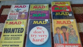 Mad Magazine Collection in Fort Gordon, Georgia