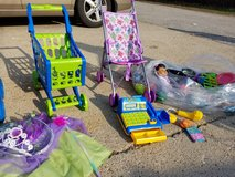 Grocery Basket Food Stroller & more.. in Naperville, Illinois