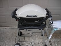 Weber Gas Portable Grill in Kingwood, Texas