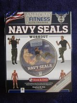 *NEW* Navy Seals Elite Training Workout DVD & Book in 29 Palms, California