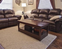 Moving sale!! Coffee table with pull up extension in Camp Lejeune, North Carolina