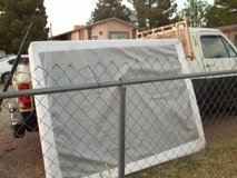 Queen Plastic Bed Frame in Alamogordo, New Mexico