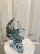 Big Glass Fish Decor (8 x 7) in Chicago, Illinois