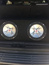 Amp with speakers in Barstow, California