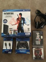 PS3 w/ games / extras in San Diego, California
