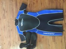 Size 12 Aropec wetsuit (shorty) w/ booties combo in Okinawa, Japan