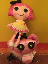Lalaloopsy plush doll 10'' with pet in Naperville, Illinois