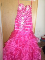 Prom/ formal gown in Ramstein, Germany