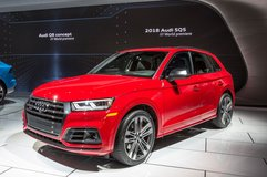 2018 AUDI SQ 5 in Ansbach, Germany