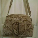 USMC MARPAT Desert Diaper Bag in Cherry Point, North Carolina