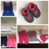 Baby girl clothes - 6 months in Macon, Georgia