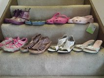Big Girl's Size 2 - 4 Shoes, Crocs, Stride Rite in Aurora, Illinois
