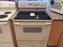 Kenmore Bisque Electric Range - USED in Fort Lewis, Washington