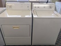 Kenmore Washer & Dryer Set - USED in Fort Lewis, Washington