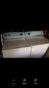 washer and dryer in Sacramento, California